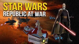STAR WARS REPUBLIC AT WAR! Ep 5