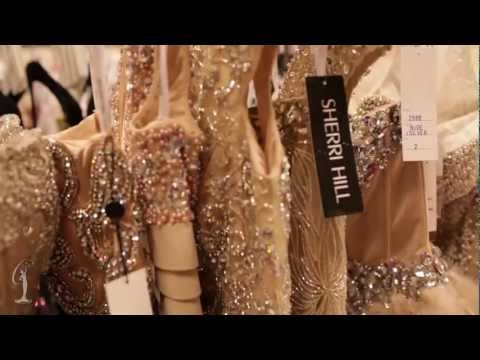 2012 MISS USA - Opening Number - Sherri Hill Fashion Show