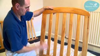 How To Paint A Cot