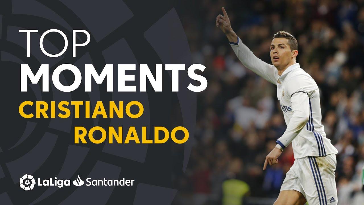 Download TOP 25 GOALS Cristiano Ronaldo en LaLiga Santander
