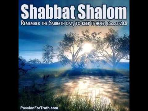 Traveling On Shabbat - YT