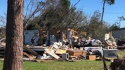 Panama City after Hurricane Michael