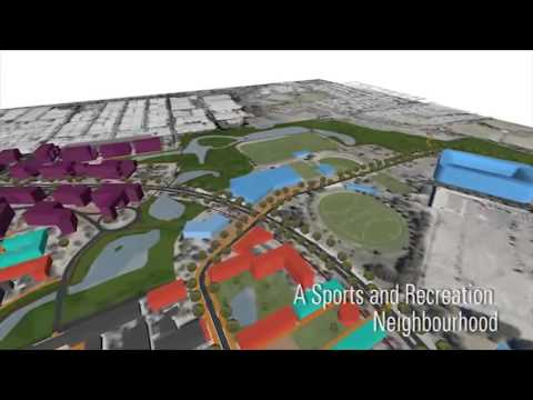 La Trobe University Melbourne Campus Master Plan