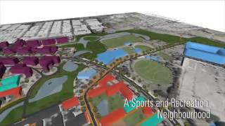 Repeat youtube video La Trobe University Melbourne Campus Master Plan