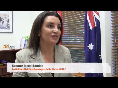 Jacqui Lambie Proposes Ban on Burqa