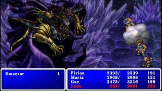 Final Fantasy 2 (PSP)-Emperor(Final Boss)