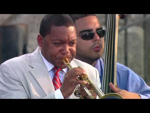 Wynton Marsalis - The Magic Hour - 8/13/2005 - Newport Jazz Festival (Official)
