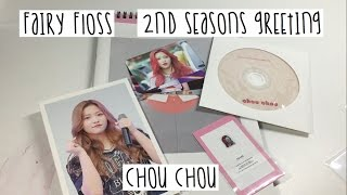 [ UNBOXING ] Yeri Fansite FairyFloss 2nd Seasons Greeting [Chou Chou]