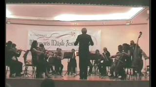 GUSTAV HOLTS St.Paul Suite MARMARIS CHAMBER ORCHESTRA - MARMARIS CONCERT.avi