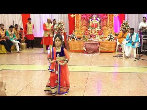 Maiya Yashoda by Riya Mishrani @ in Aug 2017 Ganpati Mahotsav