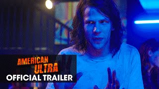 """American Ultra (2015) Official Full online – """"He's Been Activated"""""""