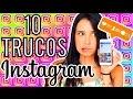10 trucos INCREIBLES de INSTAGRAM que NO SABIAS!!! - Mariale