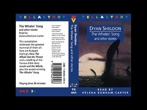 The Whales' Song read by Helena Bonham-Carter (1993)
