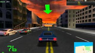 Midtown Madness 2 San Francisco Checkpoint Races Walkthrough