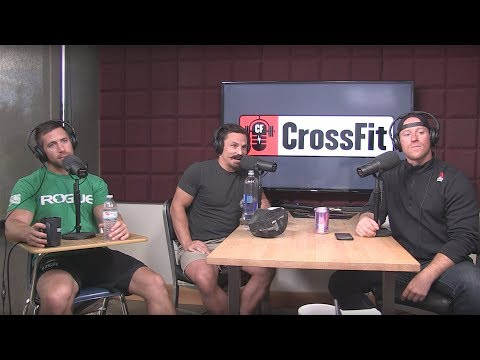 CrossFit Podcast Ep. 17.11 Josh Bridges & Dan Bailey