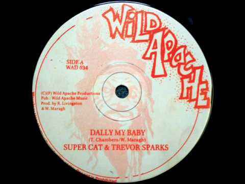 Super Cat & Trevor Sparks - Dally My Baby