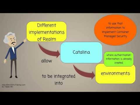Apache Tomcat Components
