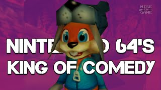 Conker: Rare's King of Comedy | Mise-En-Game
