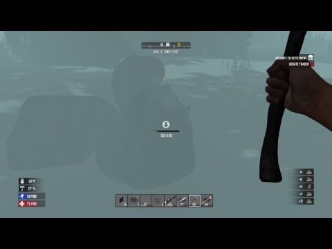 7 Days To Die New World (Private Game)