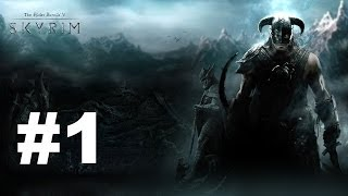 Путешествие TES V: Skyrim - Legendary Edition - 1 серия