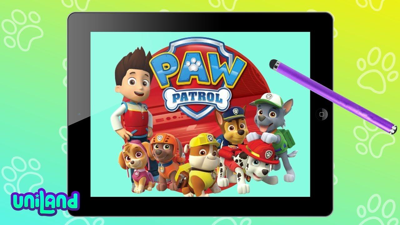 how to draw paw patrol  kids learn to draw  easy
