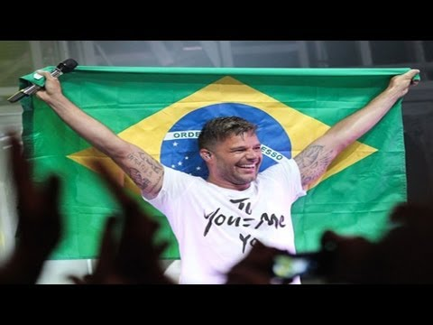 Ricky Martin - Vida ( Song World Cup Brazil 2014 )