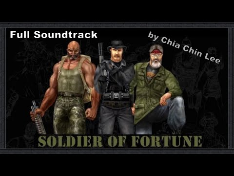 Soldier Of Fortune Soundtrack (Full)
