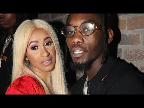 Cardi B RUSHED To Safety As Migos Caught FIGHTING Valet Staff In Las Vegas!