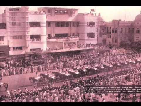 OHP - Jinnah's Funeral