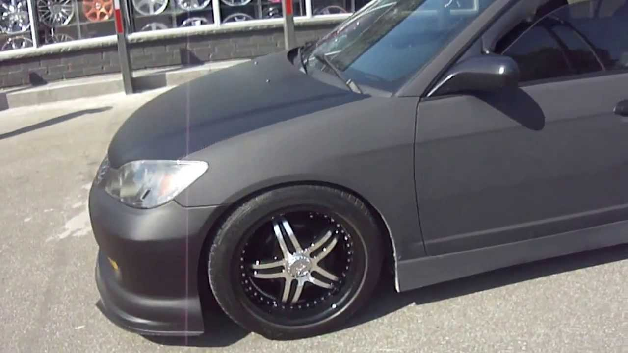 2004 honda civic es