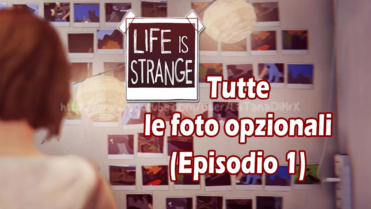 Life Is Strange Foto Opzionali