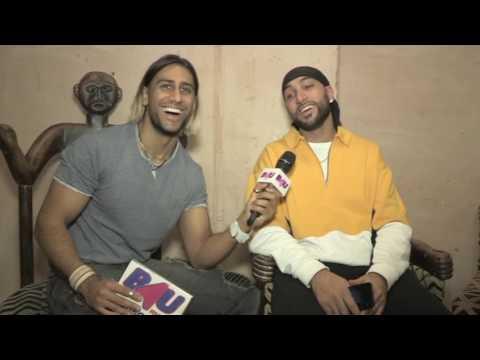 B4U Music : Talk of The Town : Desi Beatz ft Dr Zeus & Manni Sandhu - 16/2/17
