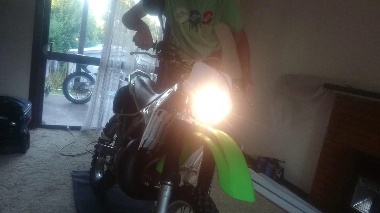 Running KDX200 | Netrider