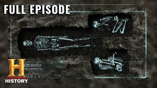 America Unearthed: GIANT BONES UNCOVERED (S1, E4) | Full Episode | History