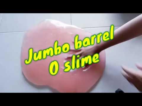 how to make barrel o slime with glue
