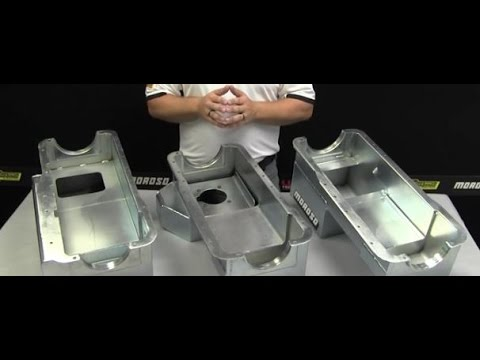 Small Block Ford Engine Oil Pans Moroso Overview Tutorial