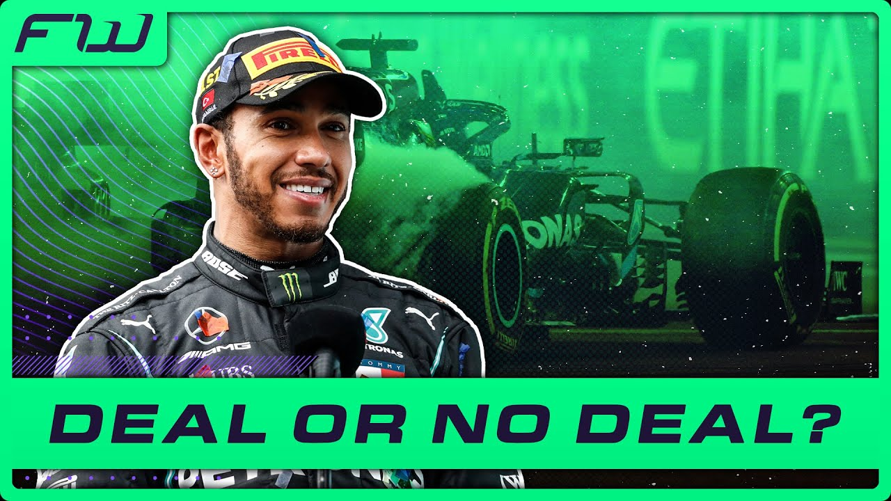 When Will Lewis Hamilton Sign?