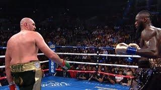 DEONTAY WILDER VS TYSON FURY FULL FIGHT REVIEW! KAMPF ENDET IM UNENTSCHIEDEN