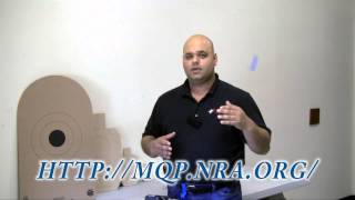 Winchester NRA Marksmanship Qualification Program Video Diary 1