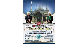 Gambar cover Live Tabligh Akbar Memperingati MAULID NABI MUHAMMAD SAW | Live Sarengseng-Patokbeusi-Subang