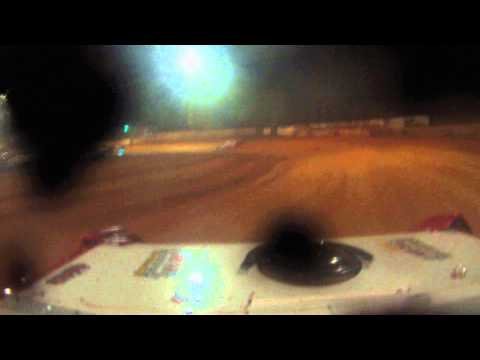 SECA Crate Late Model Main Event 5/9/15 Harris Speedway