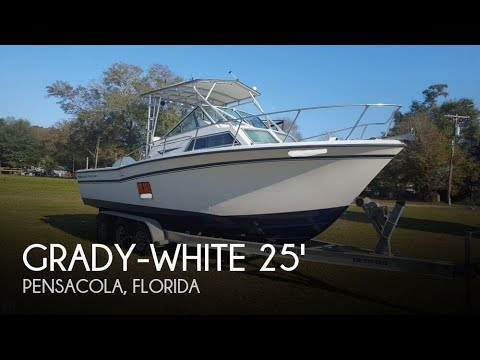 [UNAVAILABLE] Used 1987 Grady-White 25 Sailfish in Pensacola, Florida