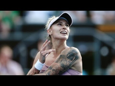 Polona Hercog Match Point Fabulous - İstanbul Cup 2018 Semi Final Match