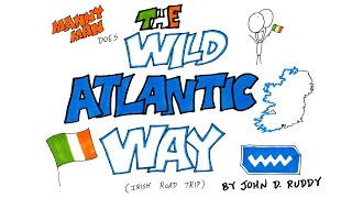 Wild Atlantic Way in 13 Minutes