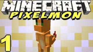 Pixelmon kanto region ep 4 mt moon madness by jojo - Pixelmon ep 1 charmander ...