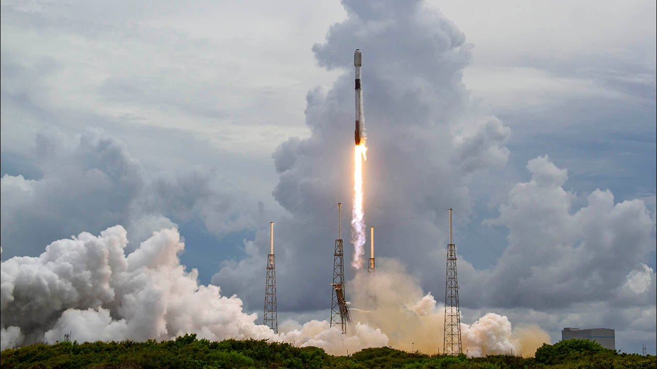 Seraphim Space hits a home run as three portfolio companies hitch a ride with SpaceX