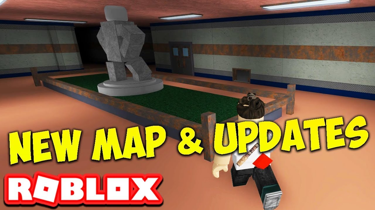 New Abandoned Facility Map Vip Updates Roblox Flee The