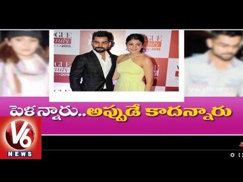 Virat Kohli Anushka Sharma Marriage | Anushka Sharma denies marriage rumours - Bollywood News
