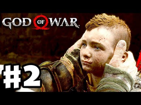 God of War - Gameplay Walkthrough Part 2 - Reavers of the Mountain! (God of War 4)