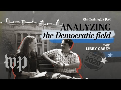 Analyzing the 2020 Democrats with David Weigel  | How to be a journalist